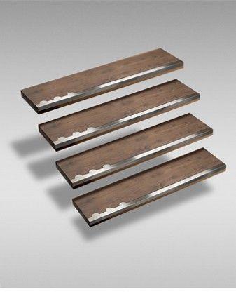 Best Flute Stair Nosing By Philip Watts Design Stair Nosing 400 x 300