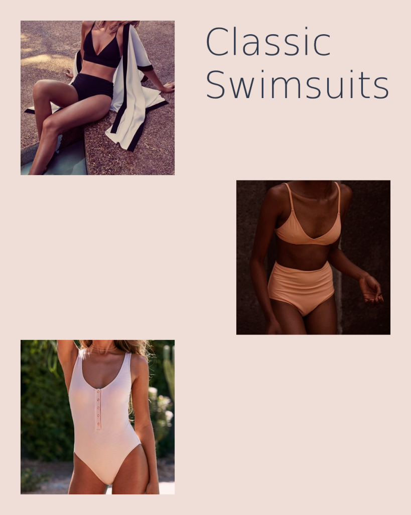 The Best Swimsuits for the Body Types – Swimsuit