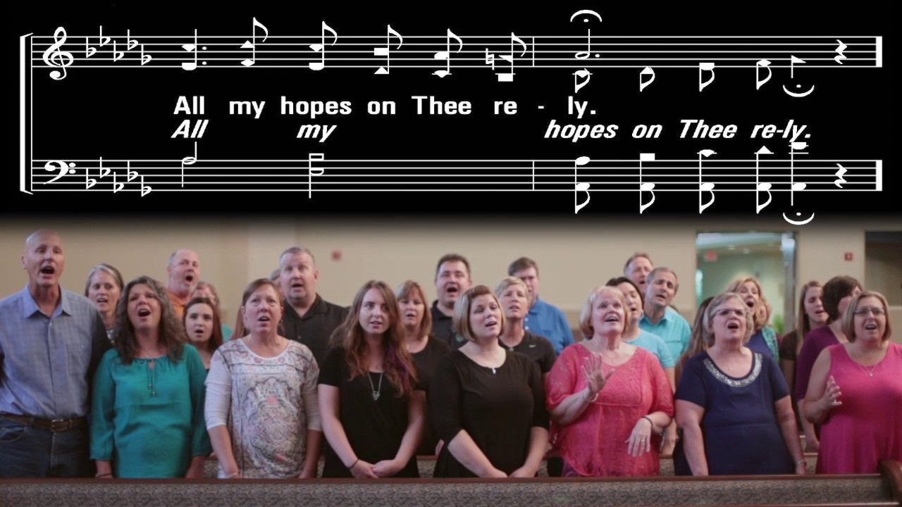 "Praise And Harmony Singers ""Savior Lead Me Lest I Stray"