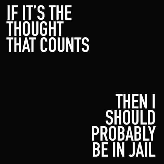 In jail... | Funny quotes, Inspirational quotes, Thoughts