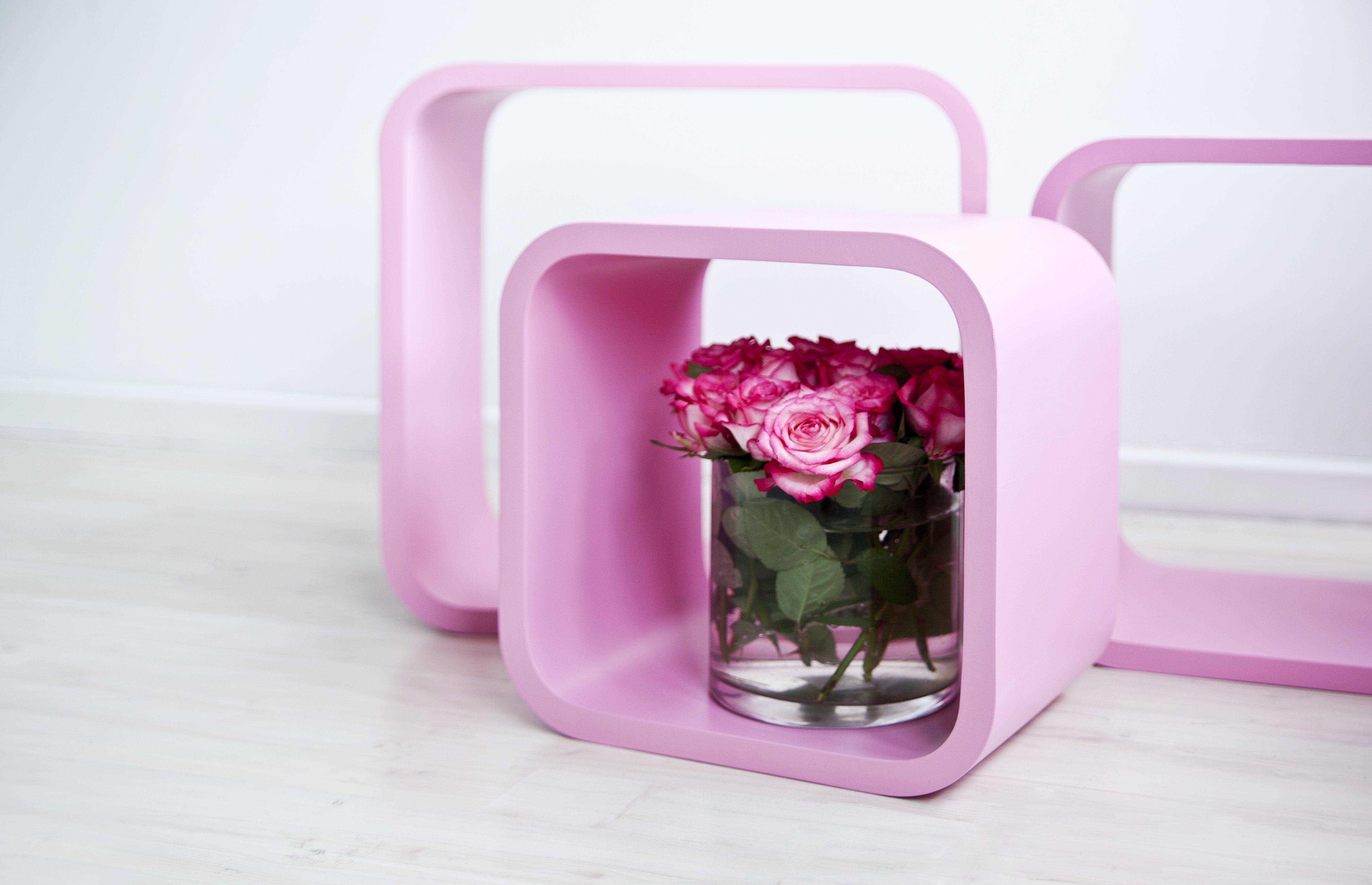 Симпатично и практично, можно даже использовать как столик и присесть