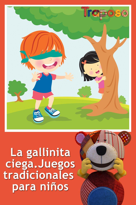Instructivos De Juegos De Patio La Gallinita Ciega : instructivos, juegos, patio, gallinita, ciega, Juegos, Infantiles