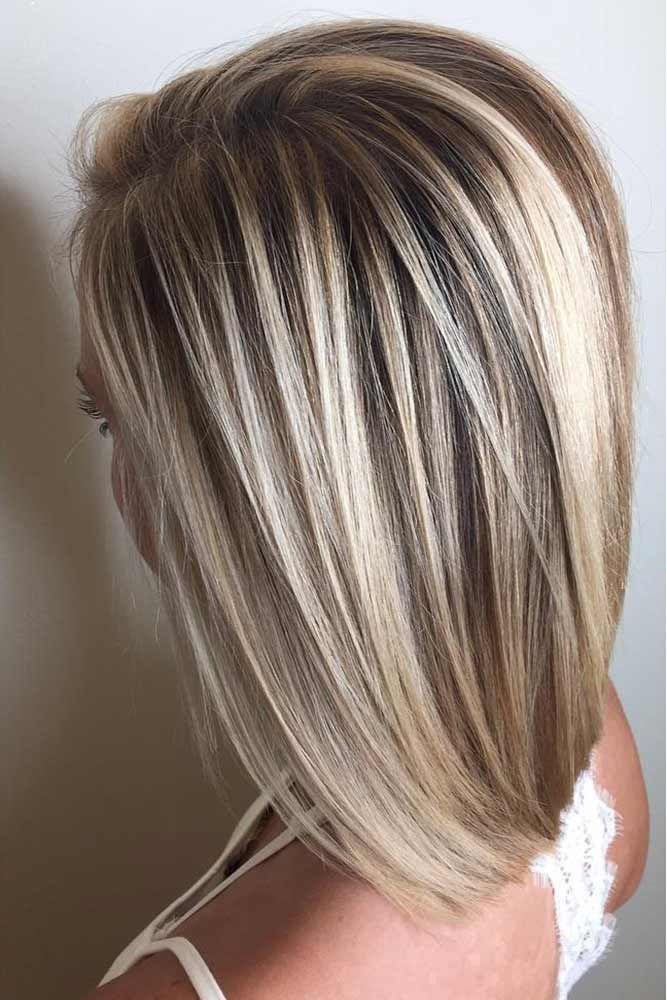 Hair Color 2017/ 2018 Bleached hair is a hairstyle that can greatly ...