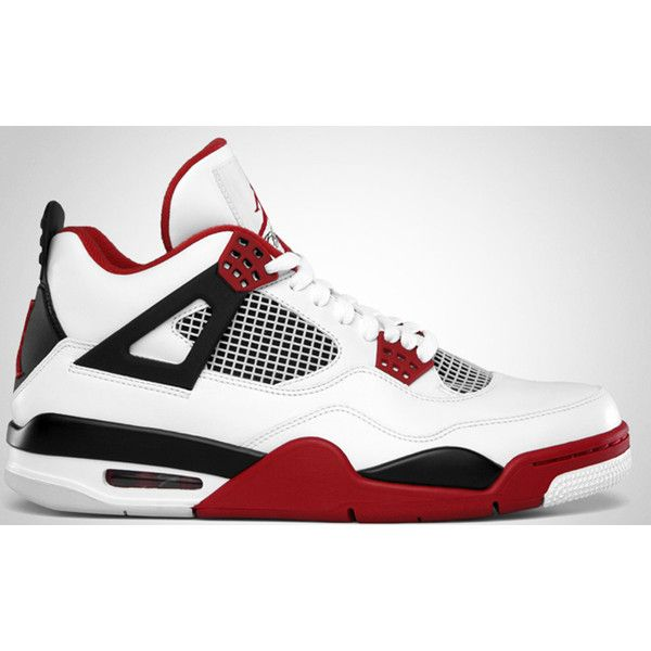 new product 2837c f4c5c ... top quality along with its official designation air jordan iv retro  white varsity red black also