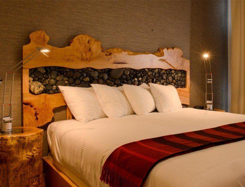 Tête de lit et déco murale chambre en 55 idées originales   Deco ...
