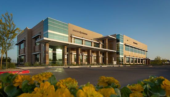 2 story office building plans peoria center at arrowhead for Modern office building exterior design