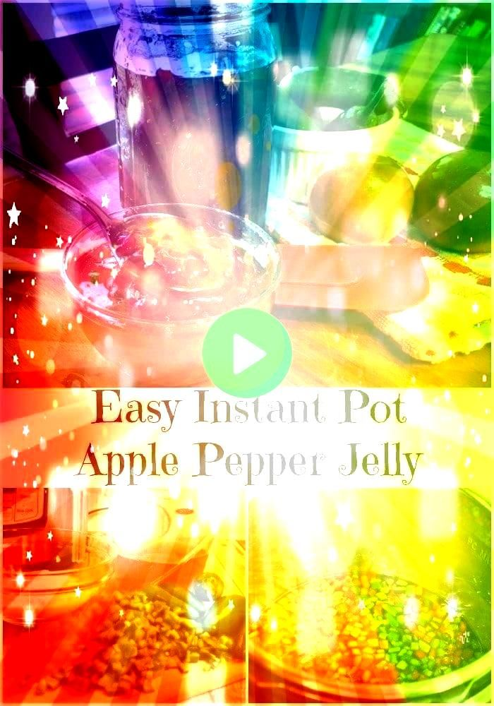 Apple Pepper Jelly Easy Instant Pot Apple Pepper JellyEasy Instant Pot Apple Pepper Jelly Pickled jalapenos are a tasty addition to many meals and theyre quick and easy t...
