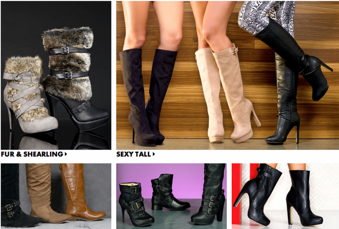 Great price! go to raining hot coupons and they tell ya how to score these shoe and or boots for 10 bucks each