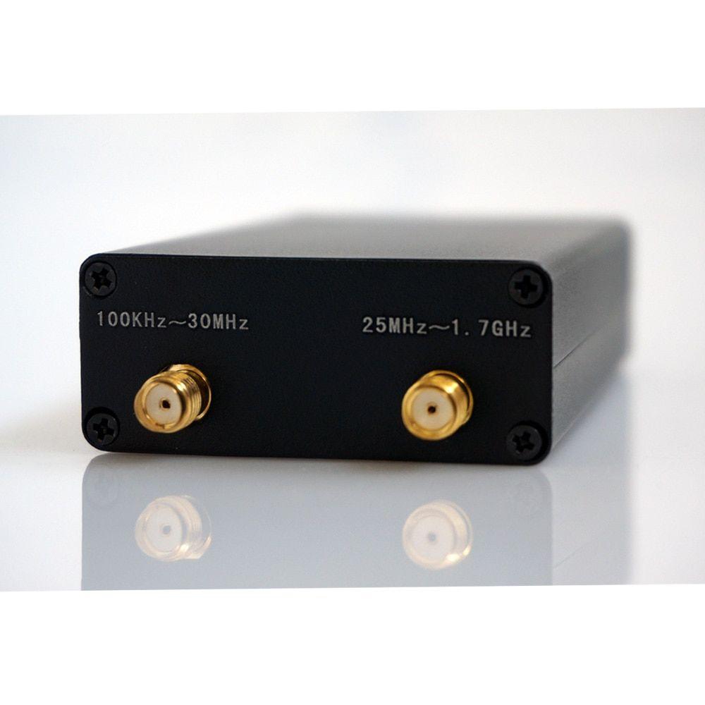 Ham Radio Receiver 100KHz-1 7GHz full Band UV HF RTL-SDR USB