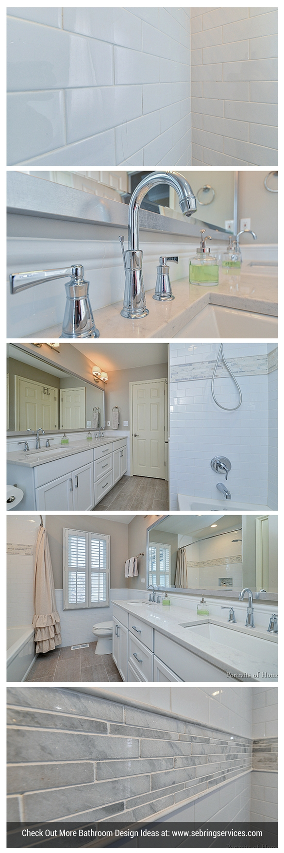 Carl & Susan's Hall Bathroom Remodel Pictures  Transitional Style Mesmerizing Bathroom Remodeling Naperville Decorating Inspiration