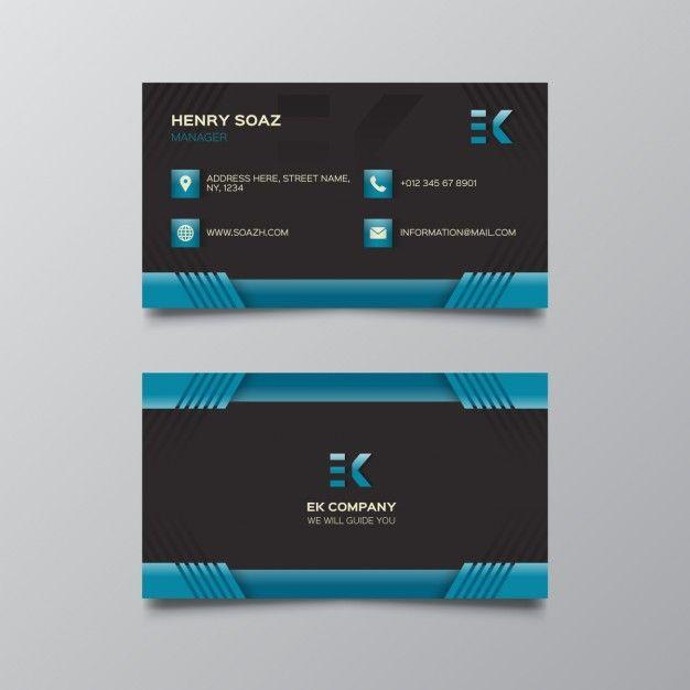 Company Portfolio Free Business Cards Website Creative Logo Arte Digital