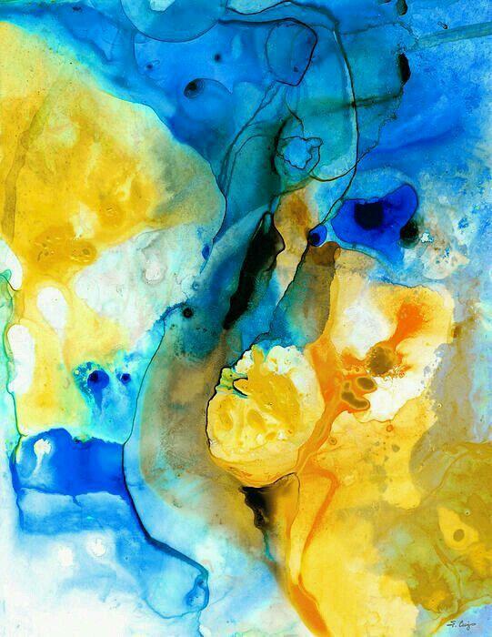 Iced Lemon Drop | Sharon Cummings | Art ~ Artists & Artwork ...