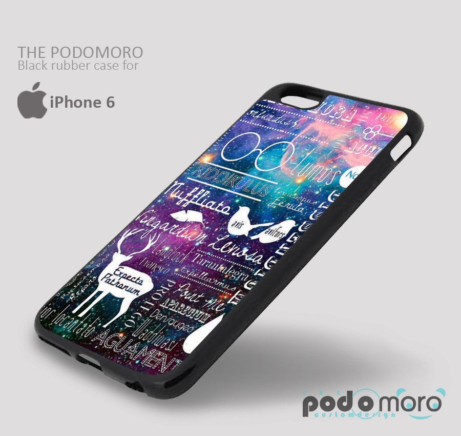 Harry Potter Spell Galaxy Nebula for iPhone 4/4S, iPhone 5