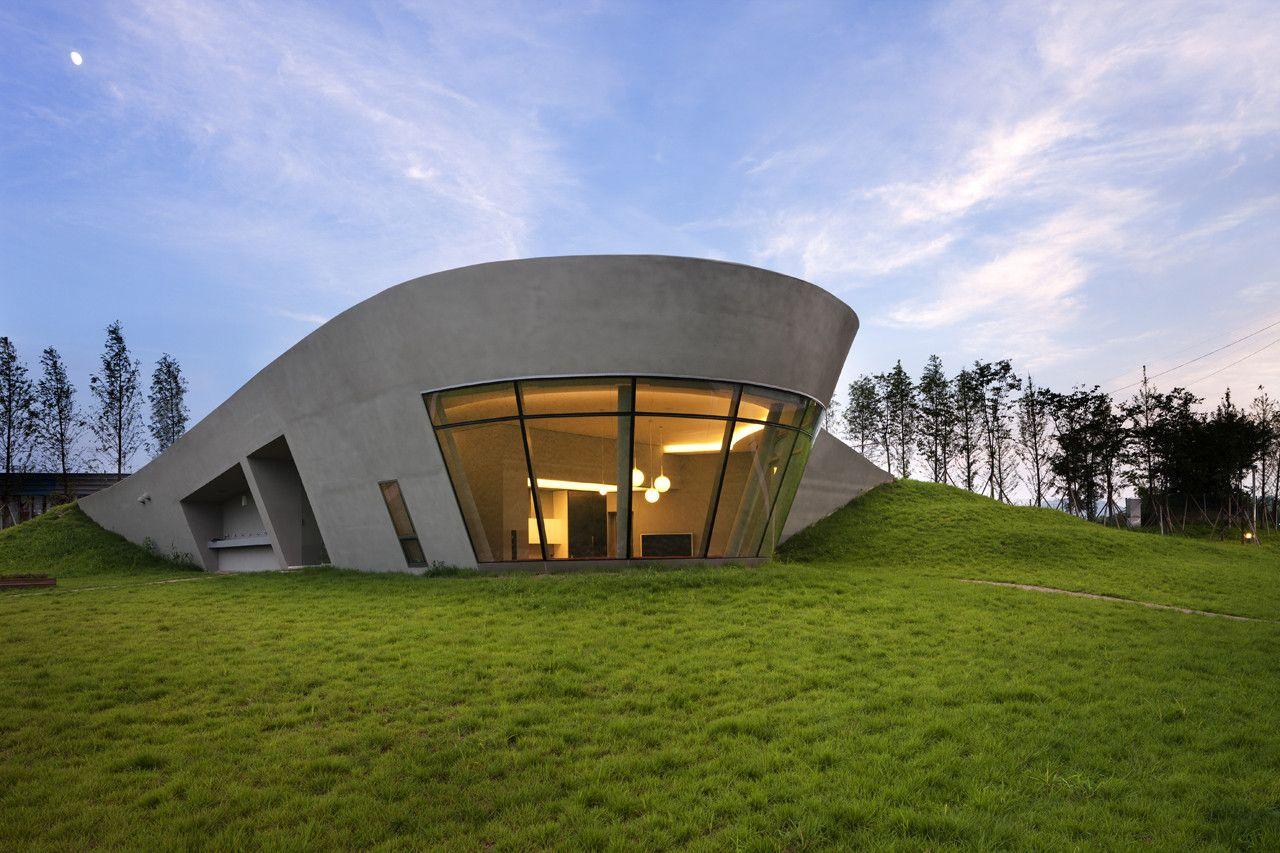 Gallery Of Castle Of Skywalkers Doojin Hwang Architects