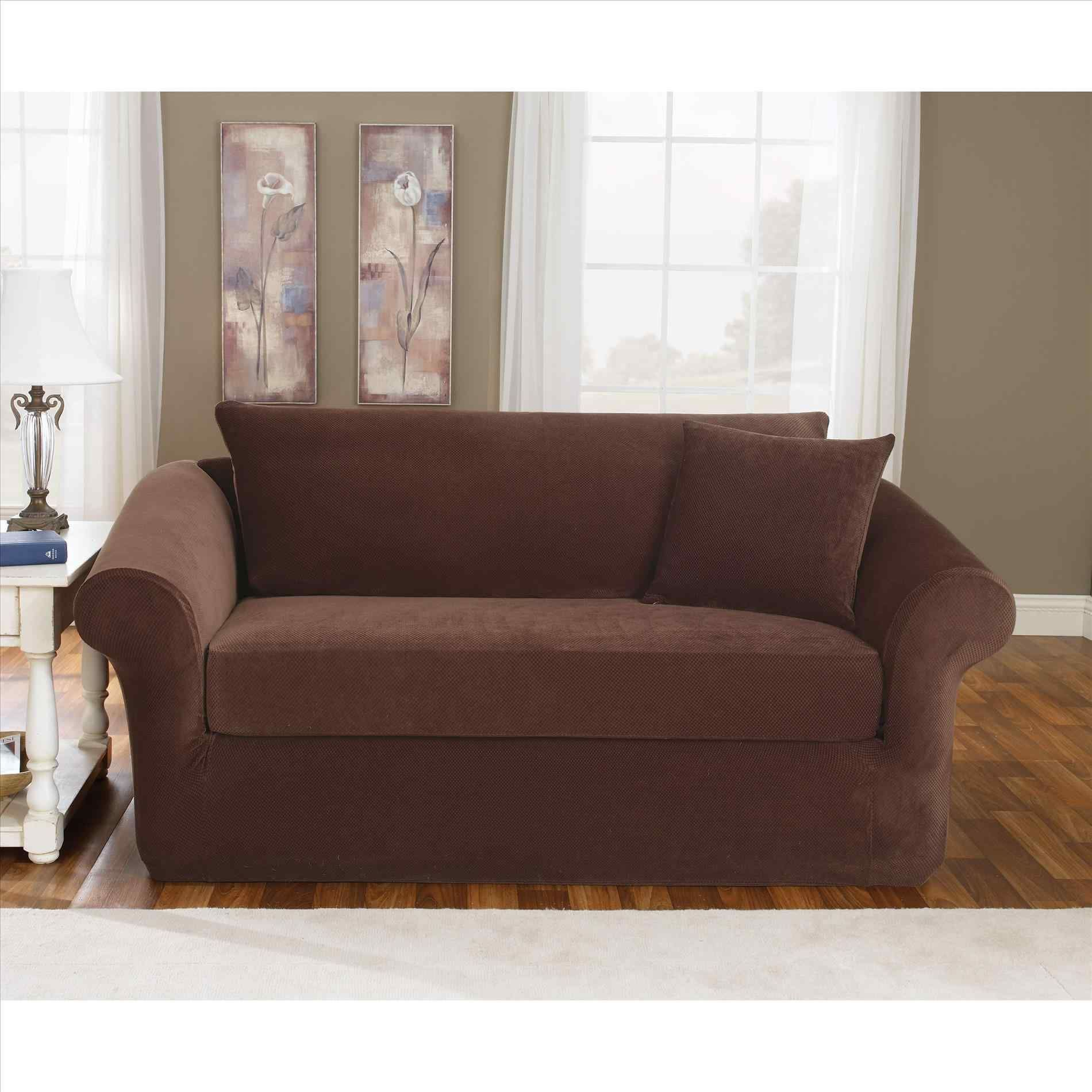 Sleeper Sofa Slipcover How To Make Your Looks Beautiful With Serta Relaxed Duck Piece Box