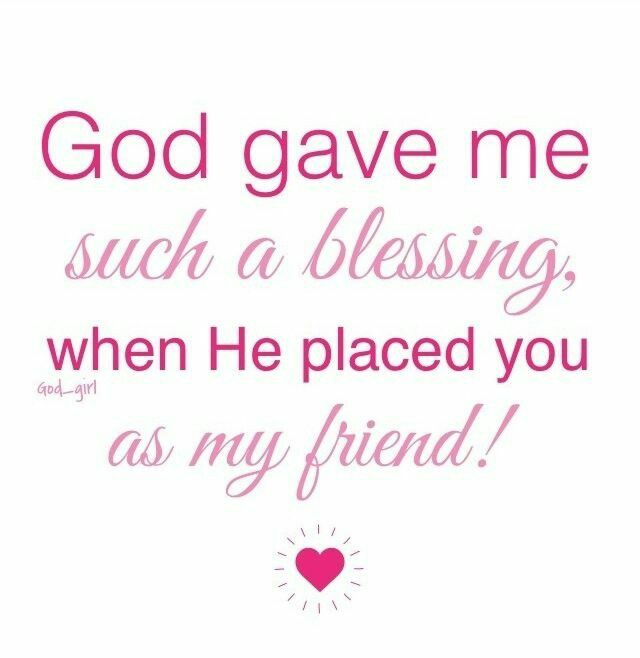 Im So Blessed To Call U Mine Friend Xoxo Birthday Quotes For