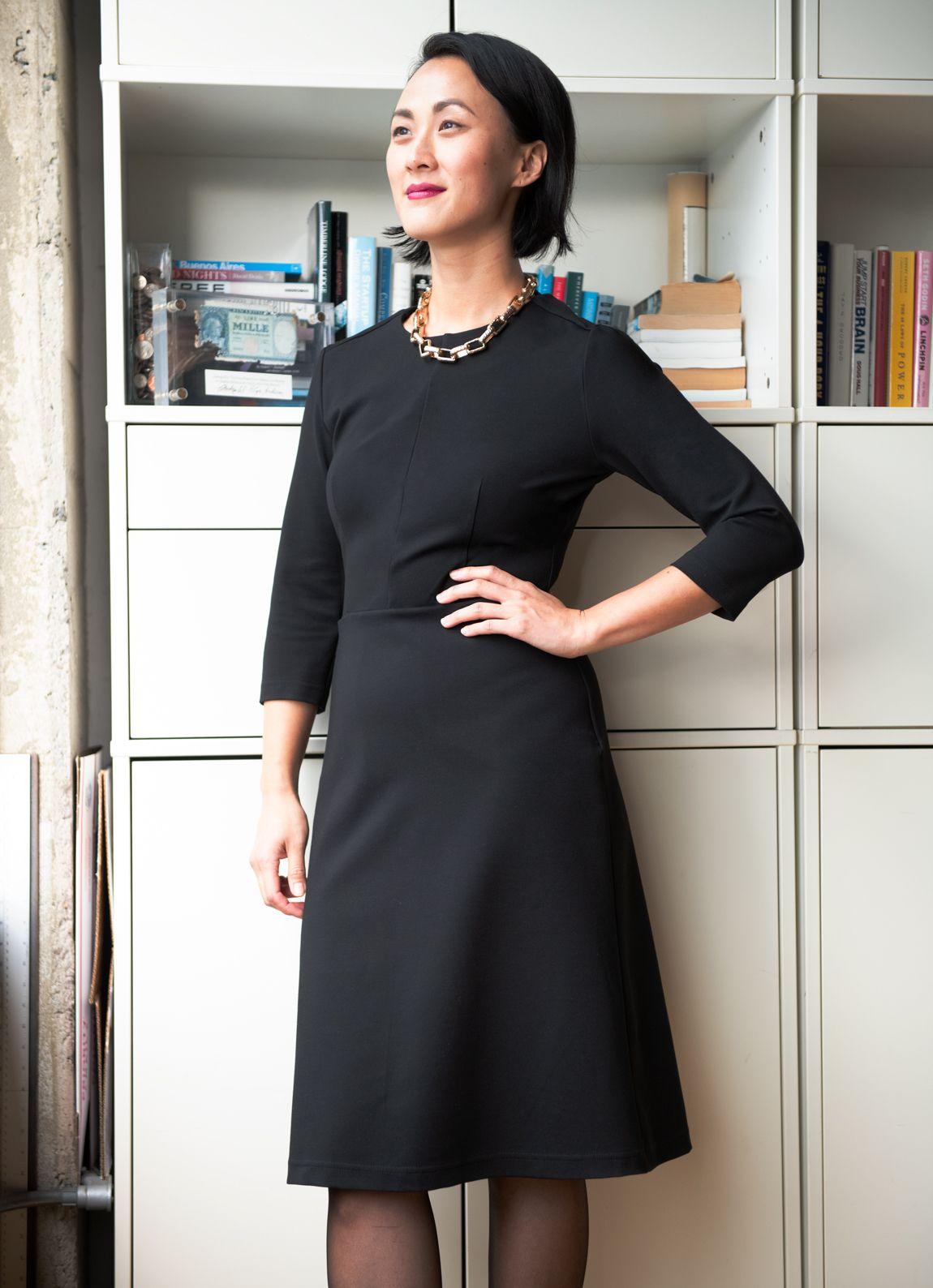 9 To 5 Pocket Dress Black Pocket Dress Dresses Ponte Dress [ 1588 x 1150 Pixel ]