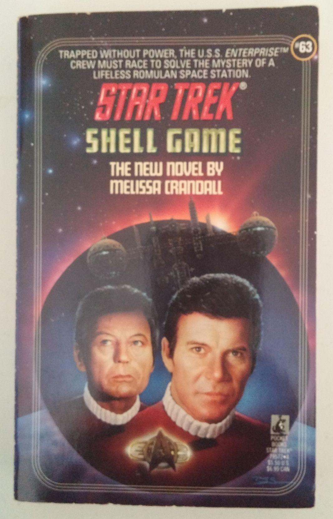 Star Trek: Shell Game -- Melissa Crandall