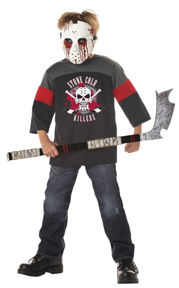 c9c2202aed Stunning and Scary Boys Halloween Costumes