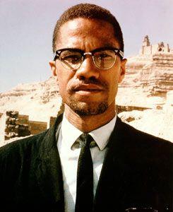 El Haj Malik Shabazz Malcolm X Black History Facts Black Leaders