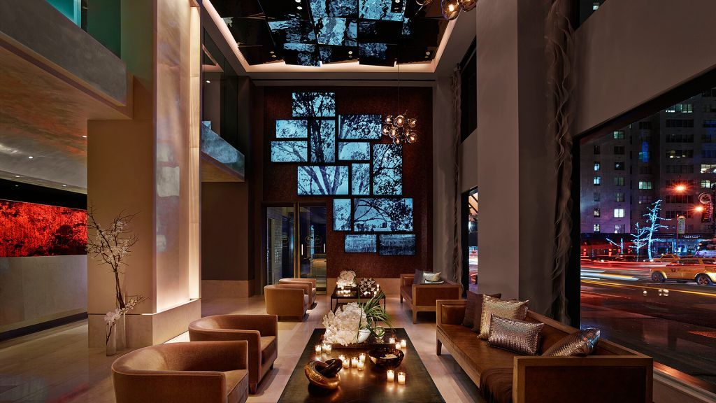 The Quin Top Boutique Hotel In New York Midtown