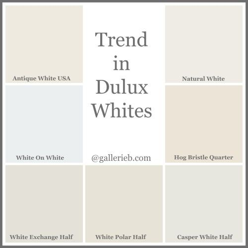 What S Trending In Dulux Paint Colours Dulux Paint