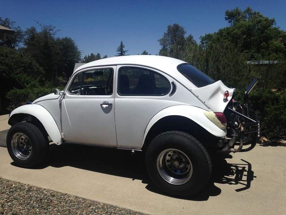 VW Baja Bug | VW Beetles & Buses | Vw baja bug, Baja bug, Vw dune buggy