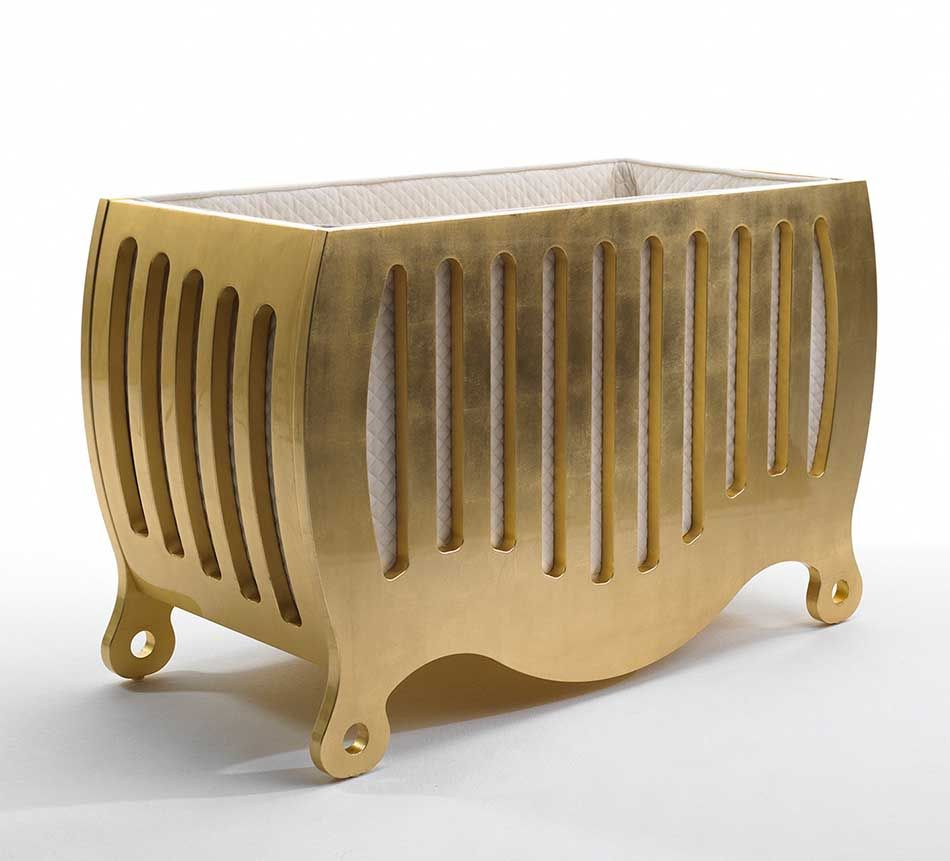 upscale baby furniture. Most Expensive Baby Crib In The World. Cot Of Pure Gold: Price Upscale Furniture B