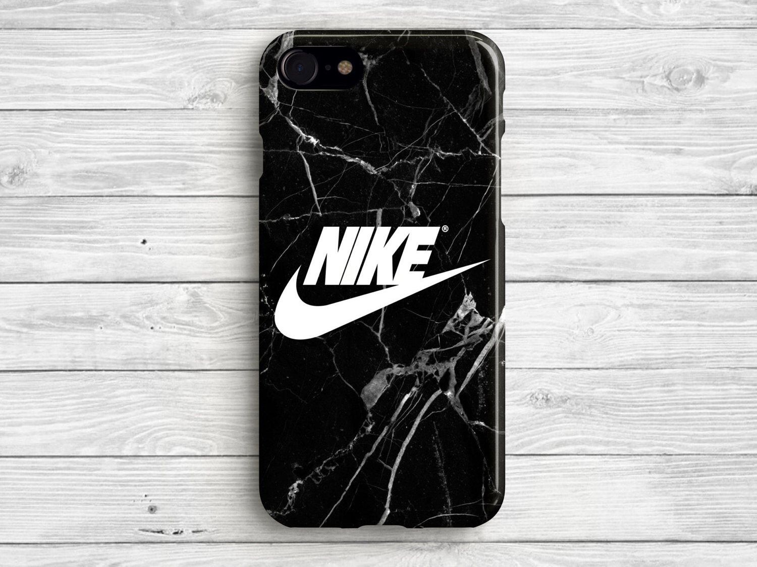Nike Phone Case iPhone 7 Case Nike iPhone 6 Case iPhone 7 Plus Nike iPhone  Case iPhone 6s Nike Black Marble Case iPhone 6 Plus Case