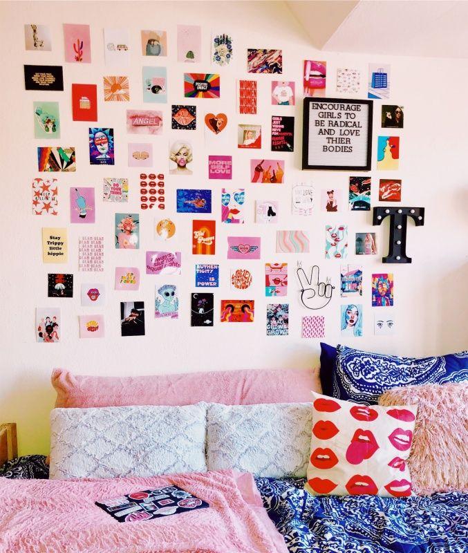 Dorm Room Walls, Aesthetic Room Decor