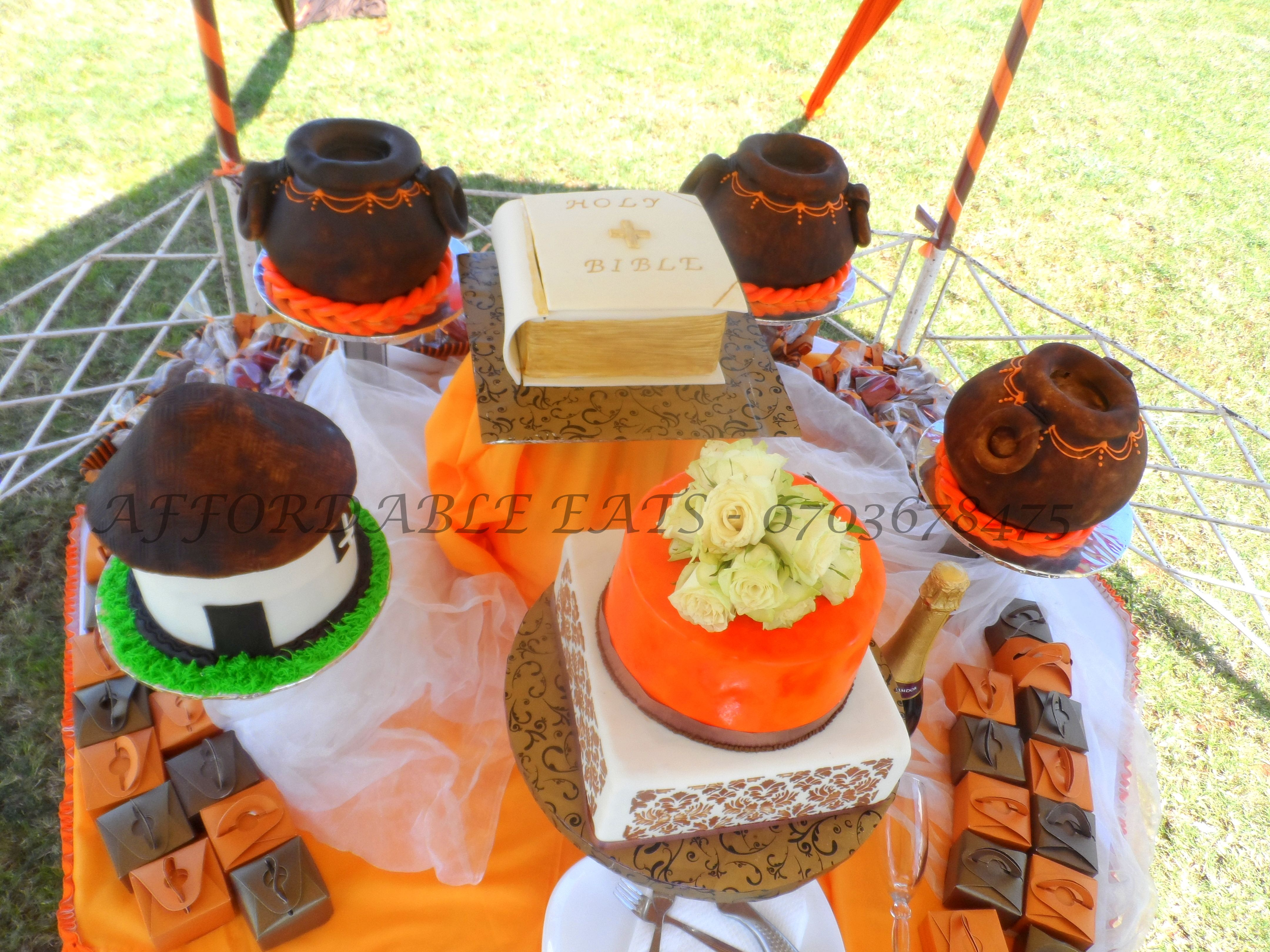 African Themed Weddings in Kenya Occasion cakes, Eat, Food