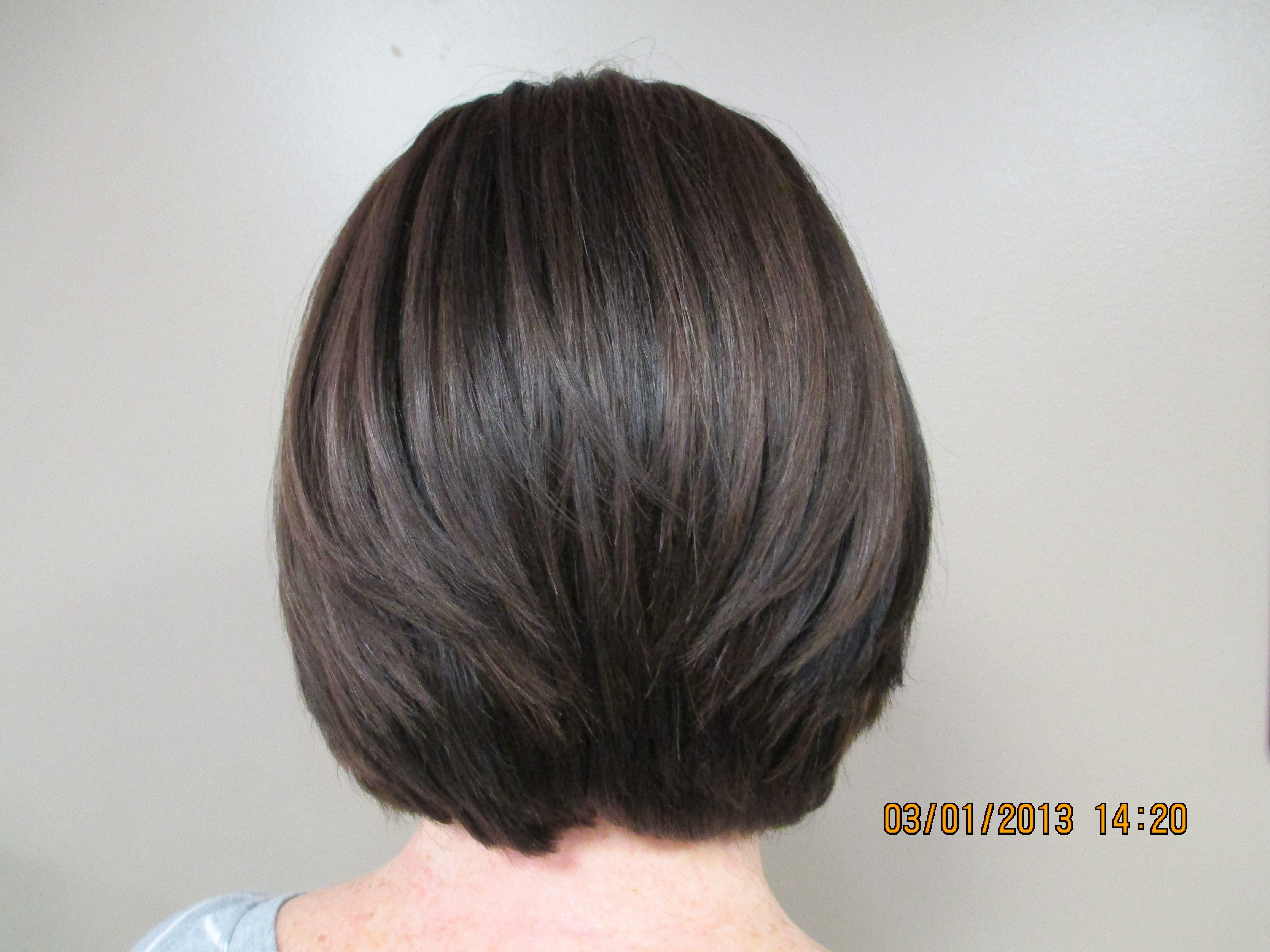 Short Graduated Bob With Spikes | hairstylegalleries.com