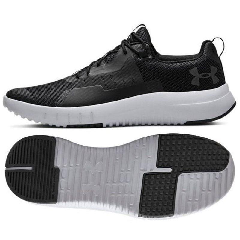 Sportowe Meskie Underarmour Under Armour Czarne Buty Treningowe Ua Tr96 M 3021296 001 Training Shoes Mens Training Shoes Black Running Shoes