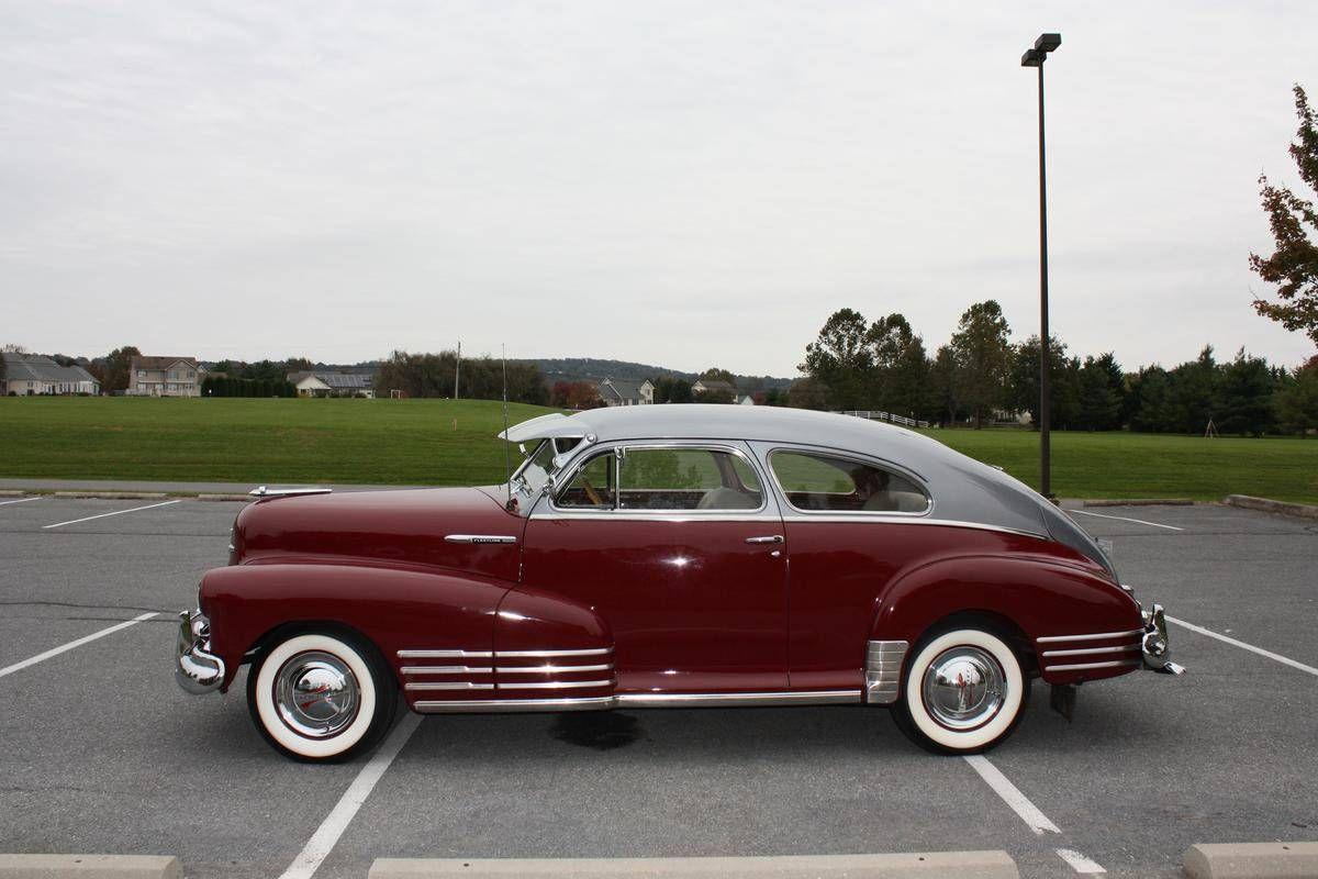 1948 Chevrolet Fleetline For Sale 2196584 Hemmings Motor News