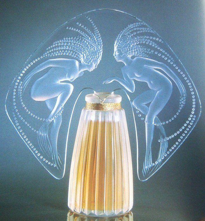 Lalique | Lalique Cristal - Ondines Edition Limitée 1998 (1997)
