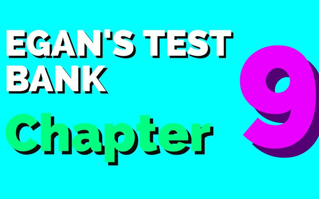The Cardiovascular System Study Guide Test Bank