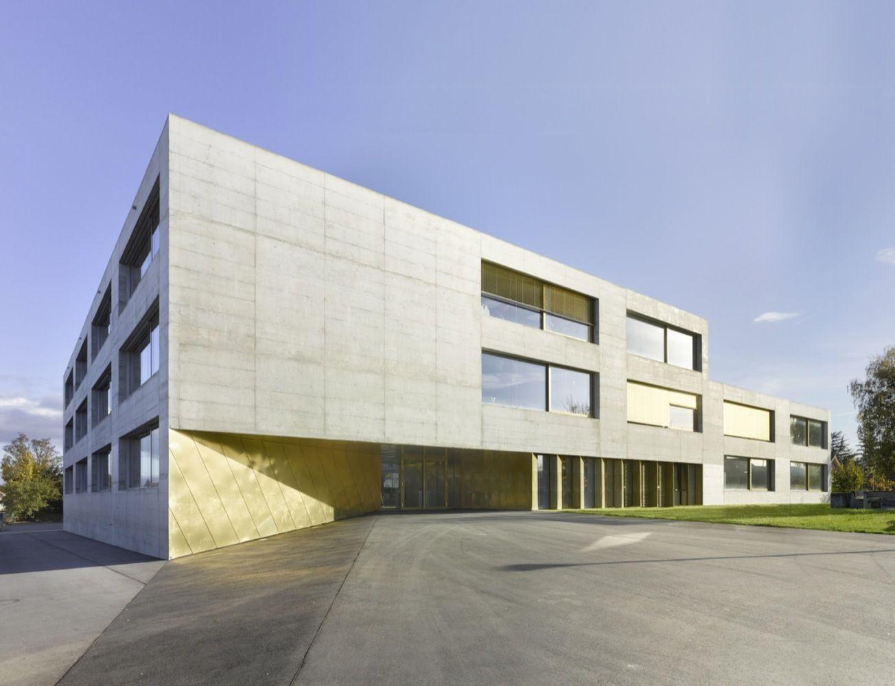 Gallery of Orientation School Extension in Kerzers / Morscher ...