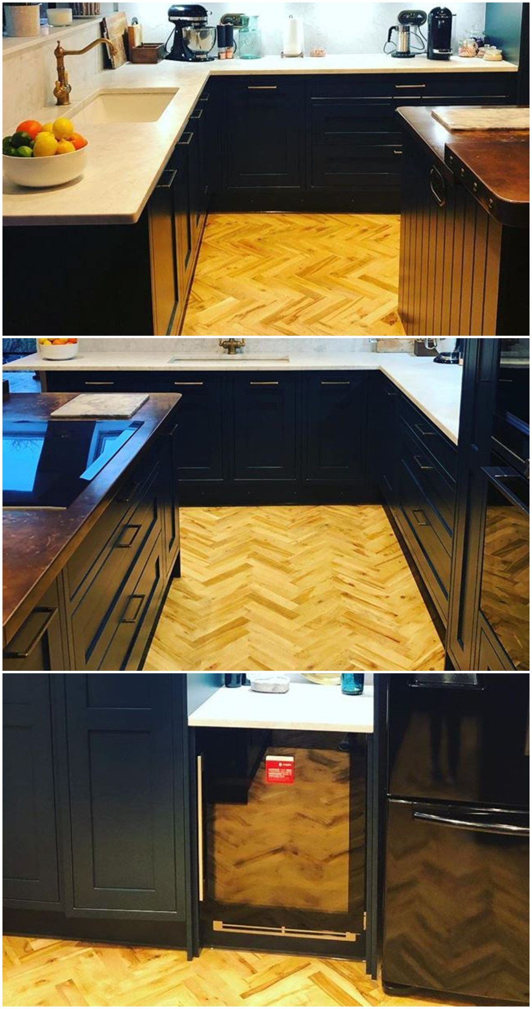 Unfinished Parquet Oak Solid Wood Flooring Solid wood