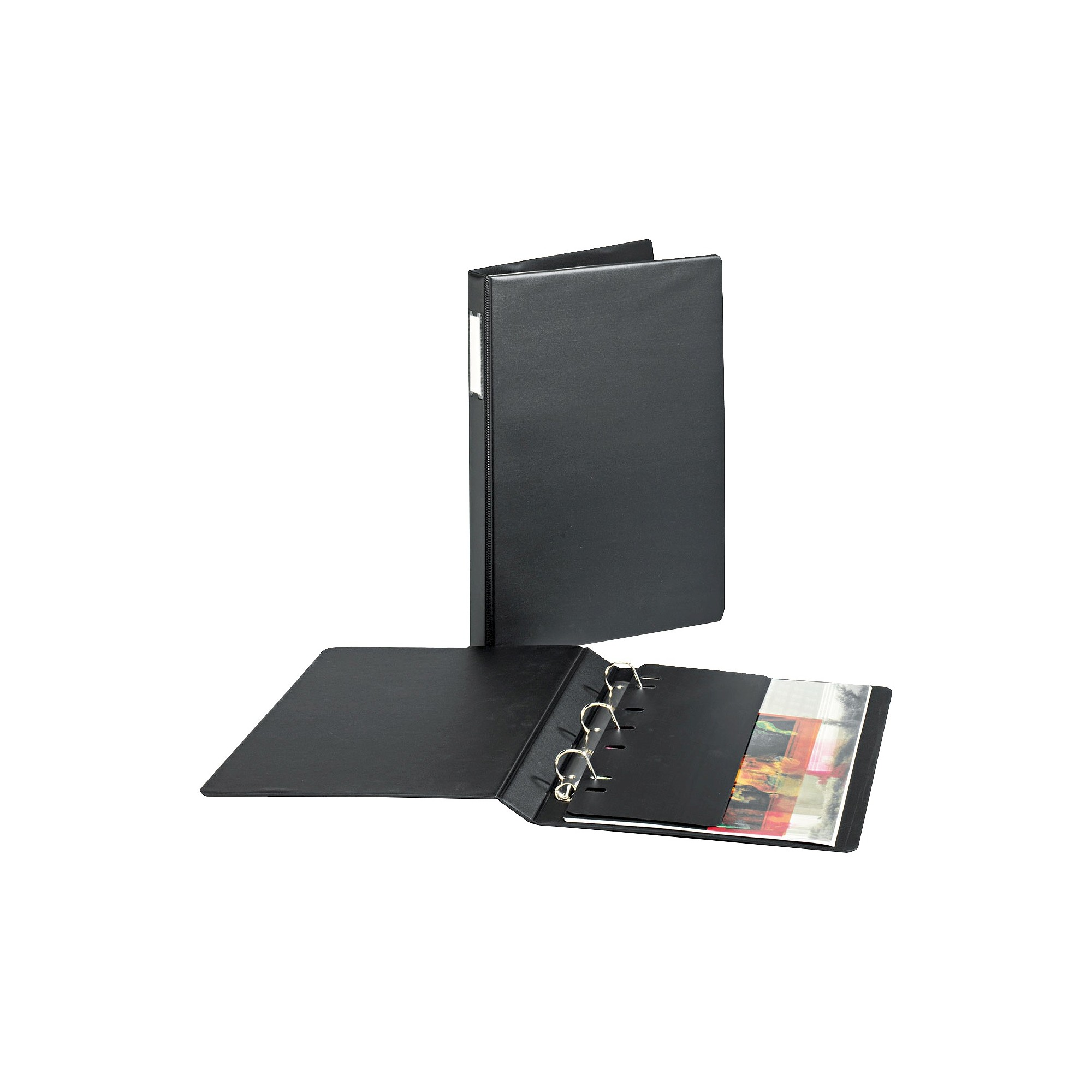 Cardinal Legal Slant D Ring Binder 1 Cap 14 X 8 1 2 Black D Ring Binder Ring Binder Binder