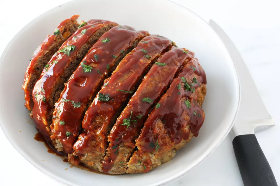 Enjoy An Old Fashioned Instant Pot Meatloaf In Half The Time Recipe In 2021 Meatloaf Recipes Meatloaf Recipes