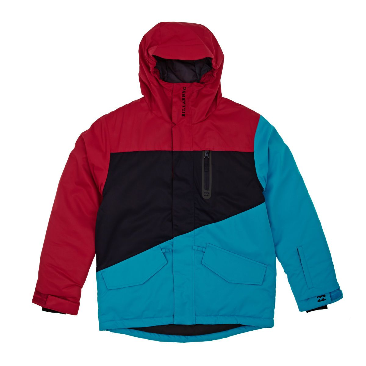 Billabong Switch Snow Jacket - Red | Free UK Delivery on All Orders