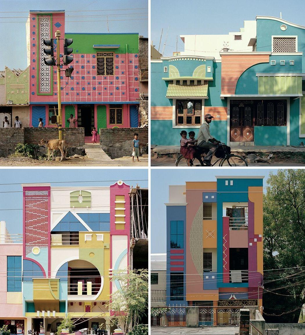 Exterior House Colors, Unique