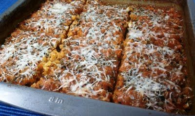 Italian Farro Bake from EmilyBites.com