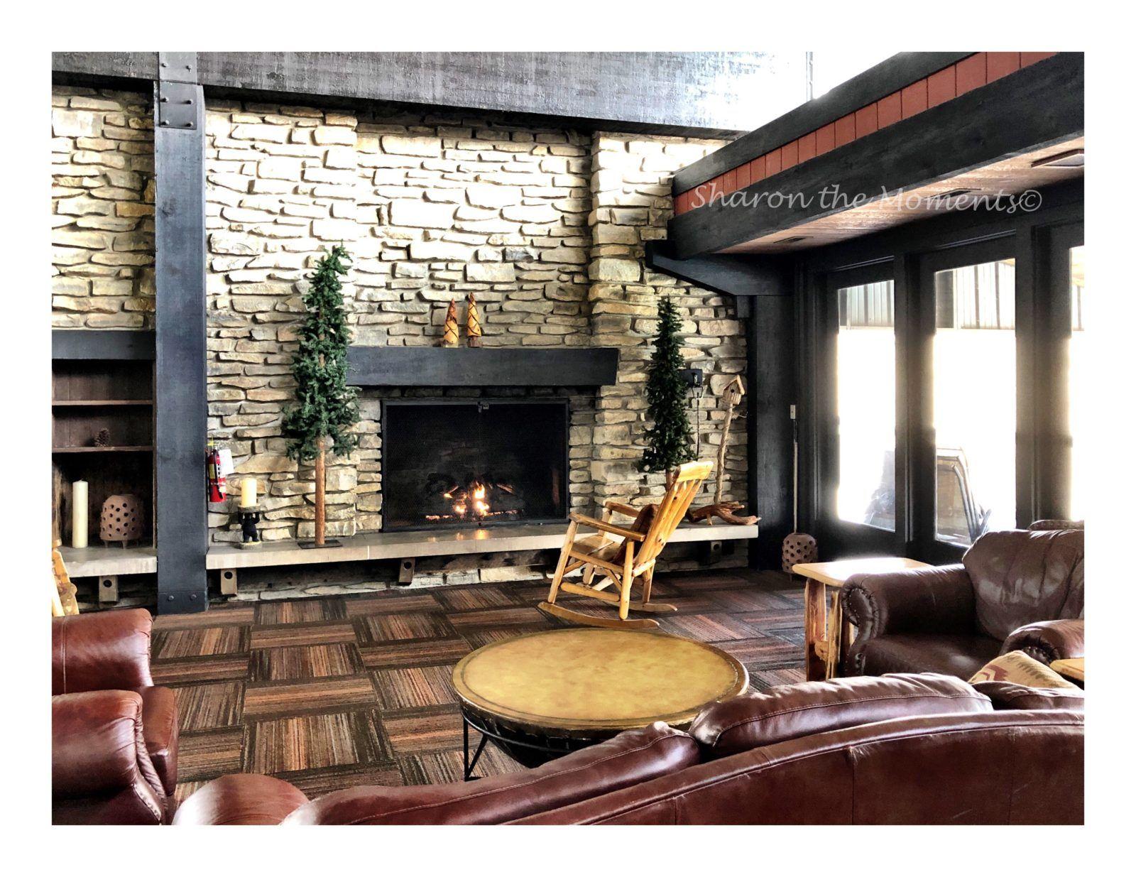 HIdden gem in Southern Ohio Shawnee State Park Lodge in 2020