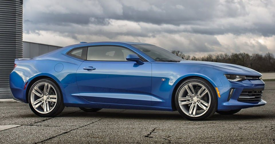 Left Hand Drive Chevy Camaro Goes On Sale In Uk From 31 775