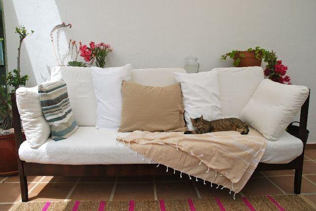 Outdoor Sofa Ikea Bed, Outdoor Day Bed Ikea