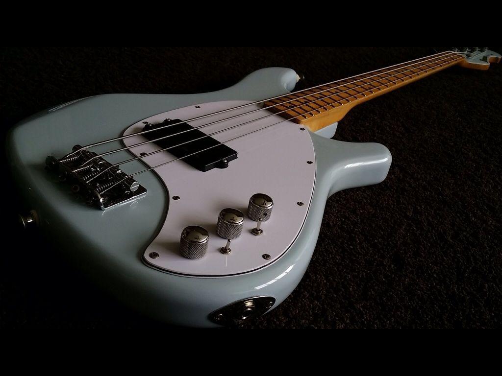Ibanez blazer bass 1980. Rebuilt with new pickup, pickguard ...