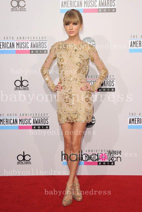 $179--2014 Sexy Zuhair Murad Celebrity Dresses Sheath Jewel Short ...