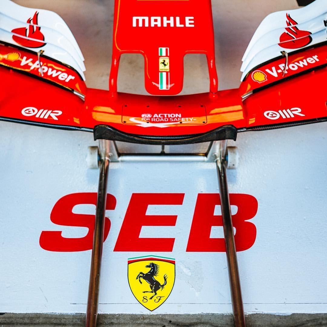 44.4K 個讚,58 則留言 - Instagram 上的 Scuderia Ferrari(@scuderiaferrari):「 Paving the ground. #ScuderiaFerrari #Seb5 #SF70H #F1 #Ferrari #PrancingHorse 」