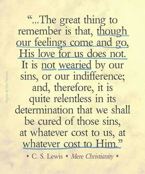 Important words - The best quotes of C.S. Lewis